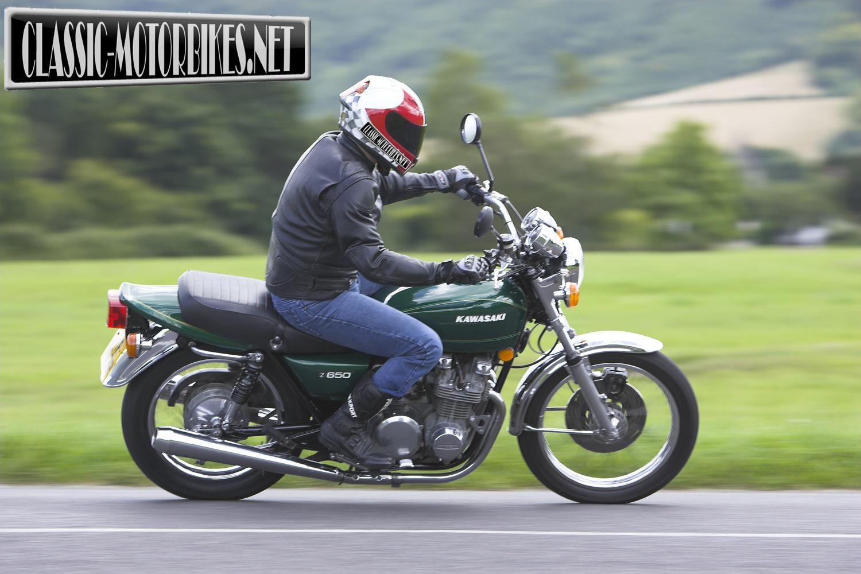Kawasaki Vulcan Road Test