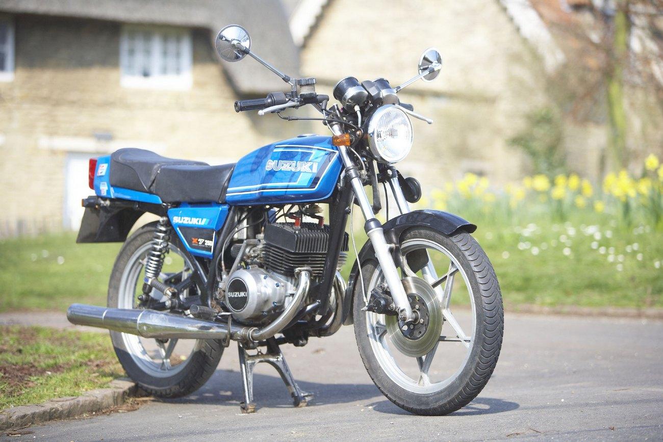 Suzuki Bike Finance