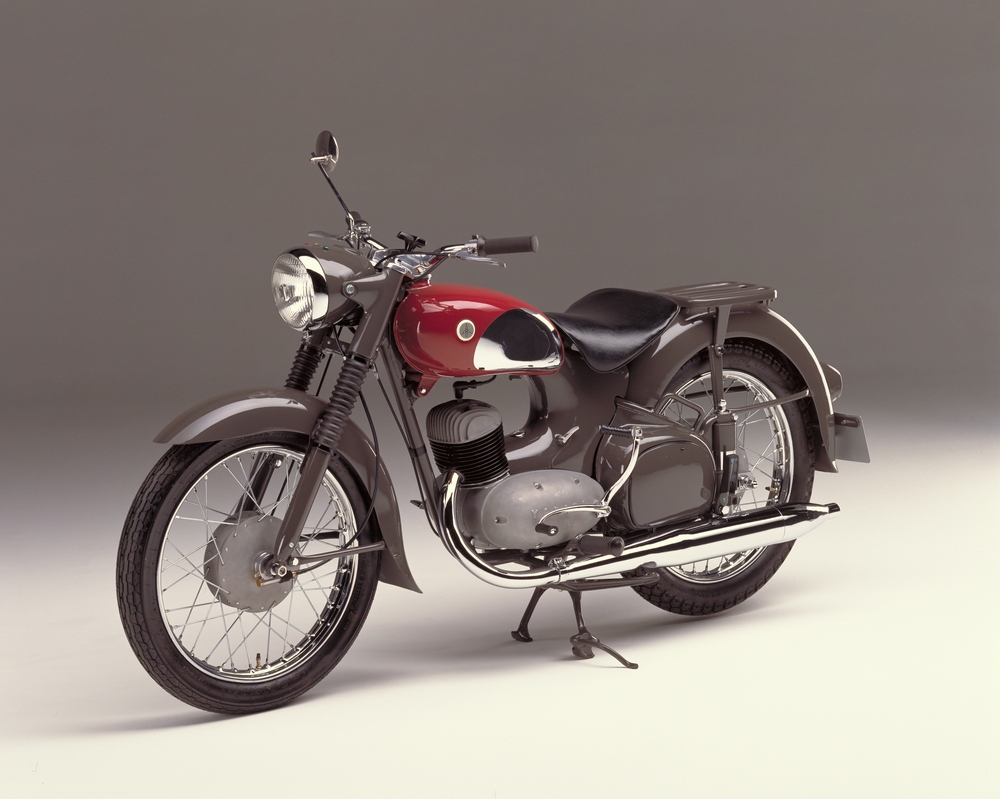 yamaha motorcycle history pictures  Yamaha Motorcycle History - Classic Motorbikes