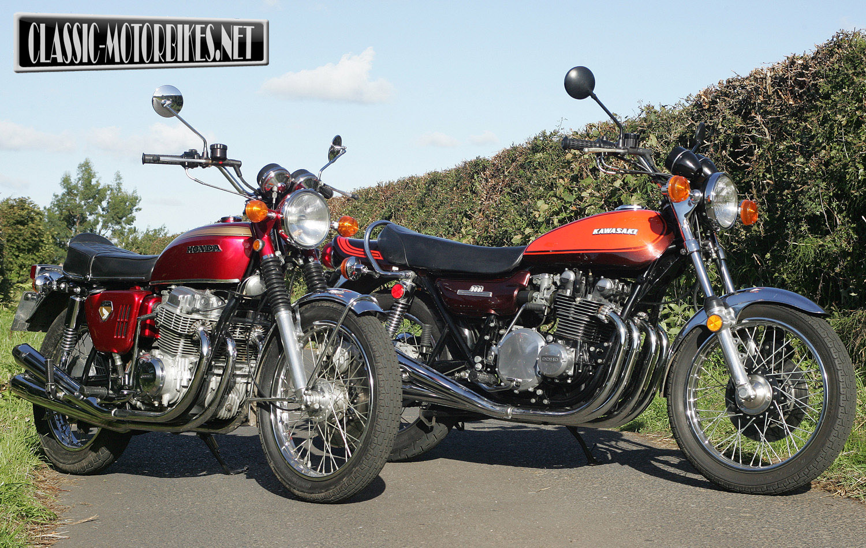 Honda Cb750 Road Test Classic Motorbikes