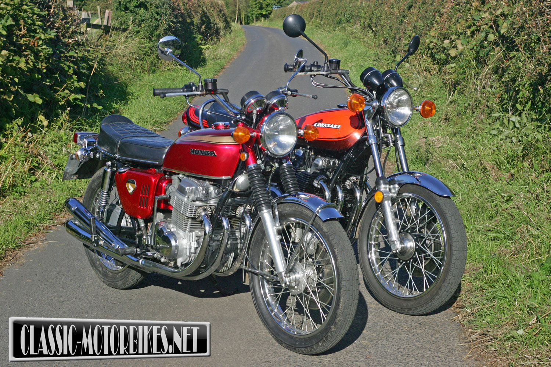Honda Cb750 Road Test Classic Motorbikes 1970 Cb750f