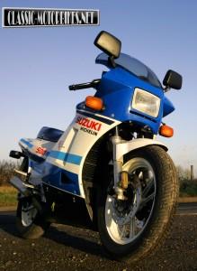 RG500 Suzuki Gamma