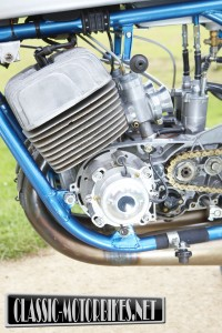Suzuki TR250 Engine