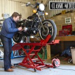 Iconic Motorcycles Workshop