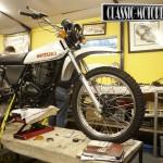 Suzuki TS Restoration