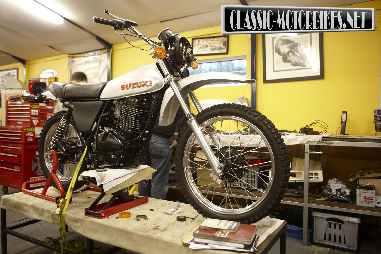 The Motorcycle Restoration Company - Classic Motorbikes