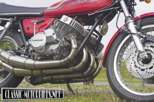 Kawasaki H1 Engine