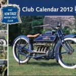 THE VINTAGE SELECTION MAIL ORDER CATALOGUE - 2012 VMCC CALENDAR