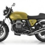 Moto Guzzi's New V7 Cafe