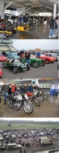 The 14th Newbury Classic Car Bike Show Jumble