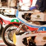 Classic motor shows classic bike space booked in record time