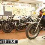Andy Tiernan's Classic Bike Showroom