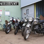 Andy Tiernan's Restored Classic Bike Collection