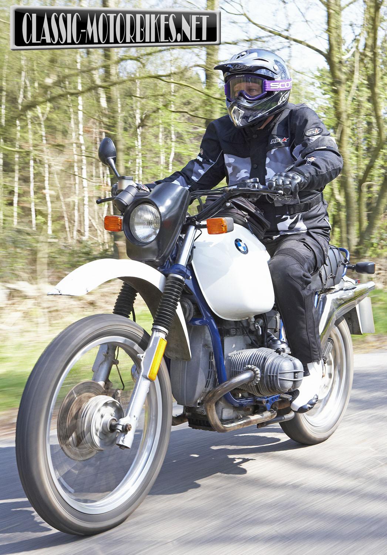 Bmw R80g S Road Test Classic Motorbikes