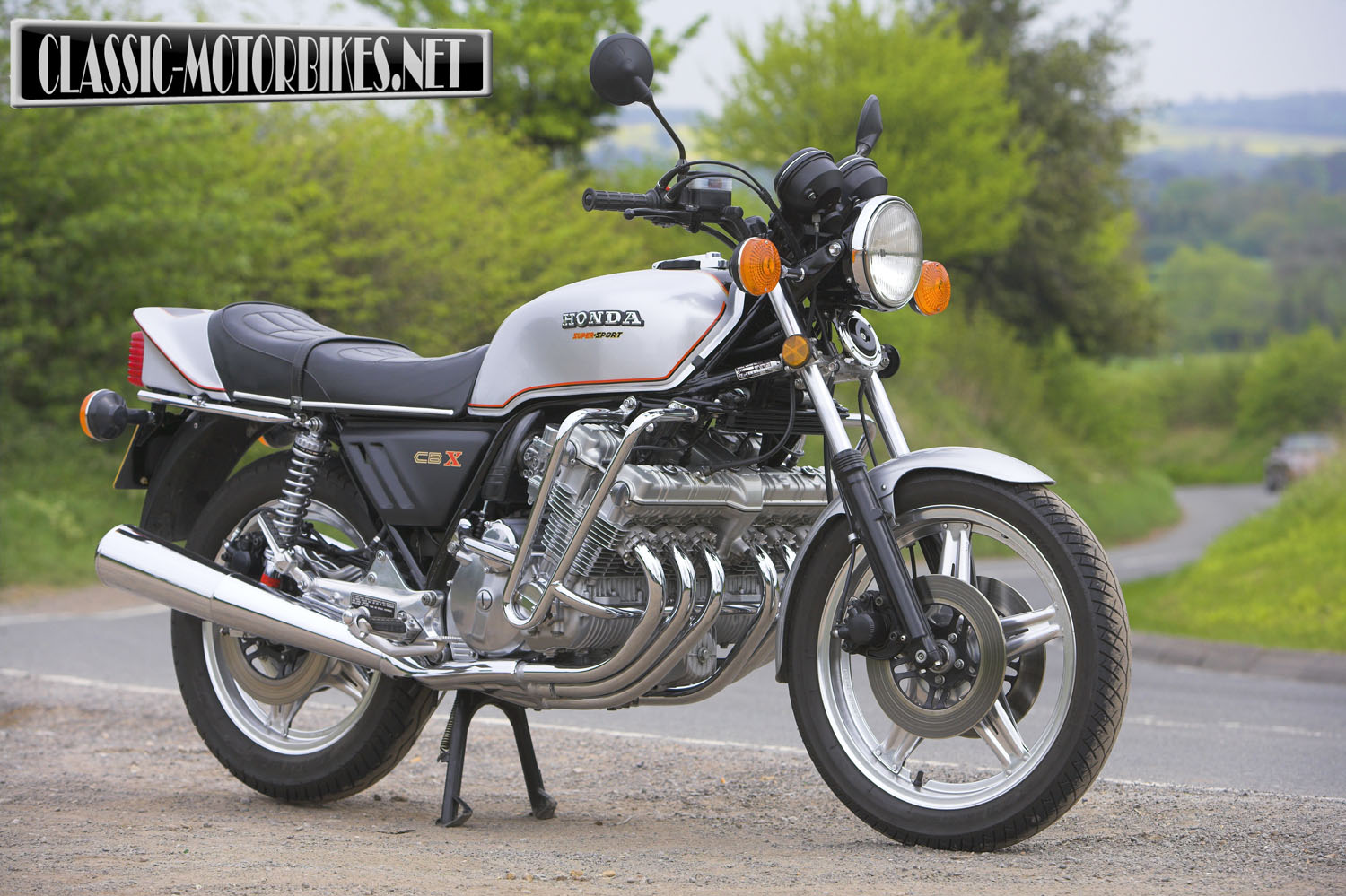honda cbx1000 road test classic motorbikes. Black Bedroom Furniture Sets. Home Design Ideas