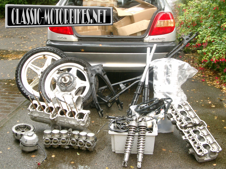 Classic Honda Bike Parts