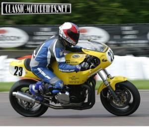 Kawasaki Z1 Race Bike