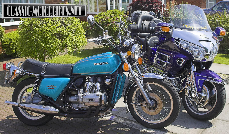 honda gl1000 goldwing road test classic motorbikes 1980 Honda GL1100 Goldwing honda gl1000 gold wing