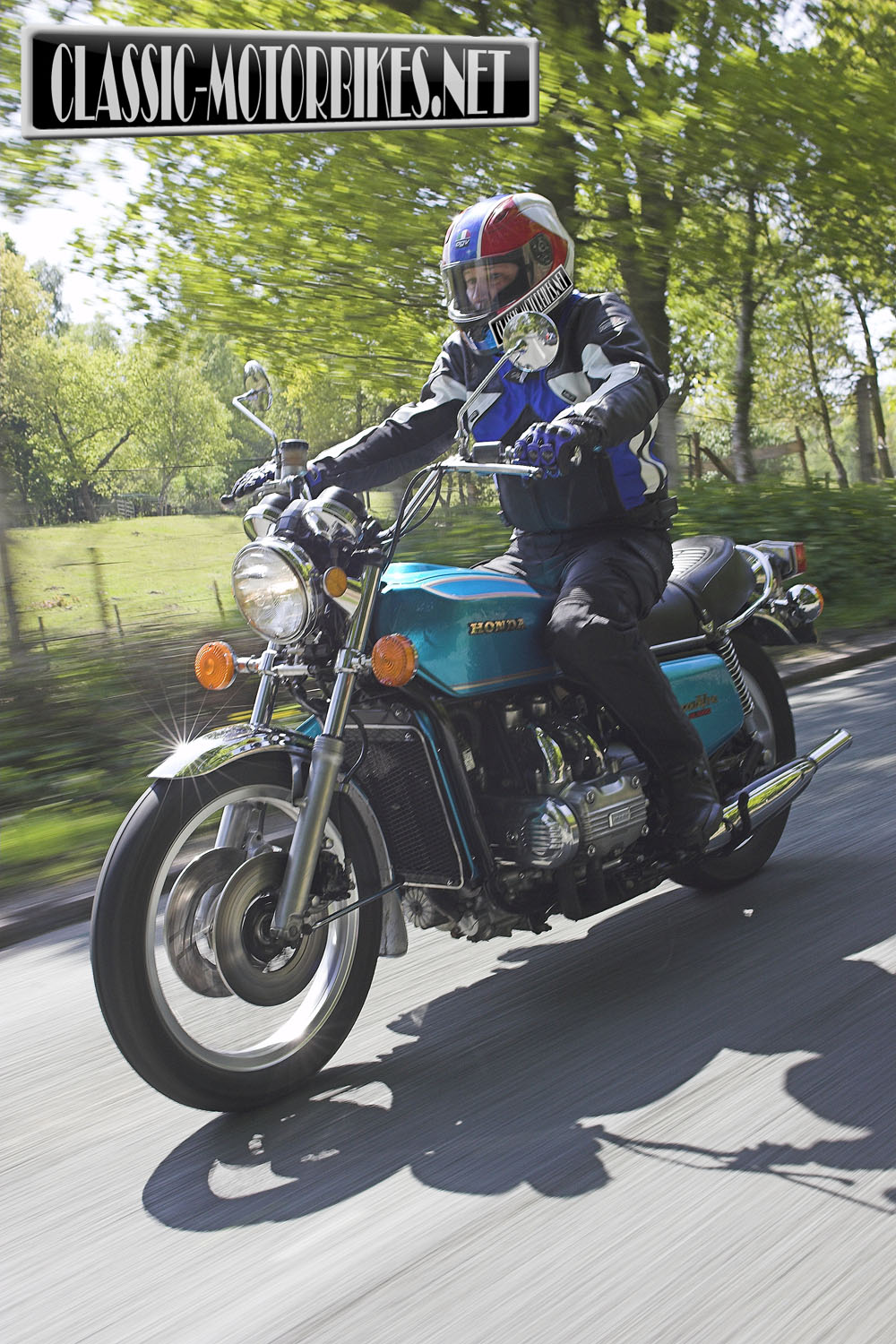 Honda GL1000 Goldwing Road Test | Classic Motorbikes