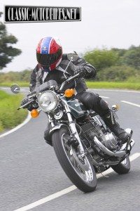 GT550 Road Test