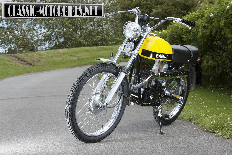 Sports Bikes For Sale Near Me >> Garelli Tiger Restoration - Classic Motorbikes