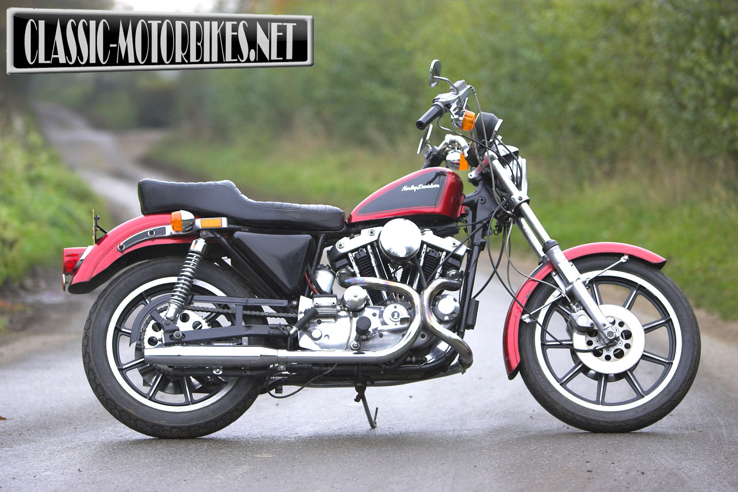 Bien-aimé Harley Davidson Sportster | Classic Motorbikes WH83