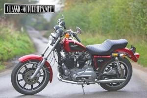 Harley Davidson XLS1000 Sportster