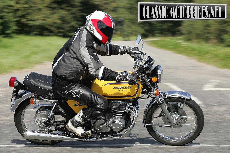 Honda cb400four road test classic motorbikes honda 400 four falaconquin