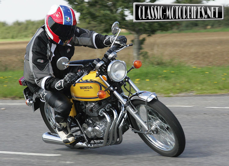 Honda cb400four road test classic motorbikes cb400 four falaconquin