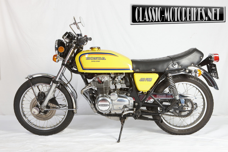 honda cb400 four road test classic motorbikes rh classic motorbikes net Honda 400F Super Sport Honda 400 4 Super Sport