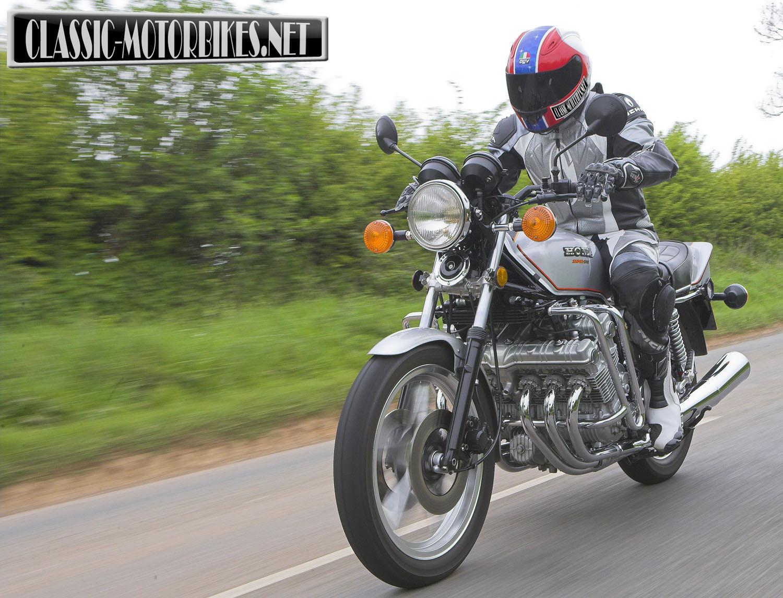 Honda CBX1000 Road Test | Classic Motorbikes