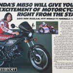 Honda MB5 Press Article