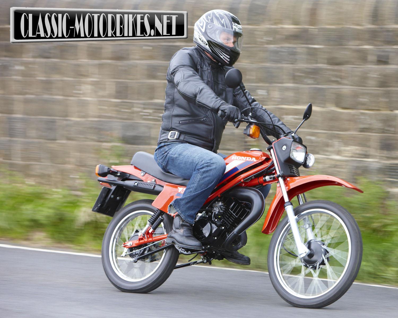 Honda Mt50 Mt 50 Wiring Diagram Mt5 Road Test Classic Motorbikes