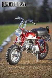 Honda Z50 Monkey Bike