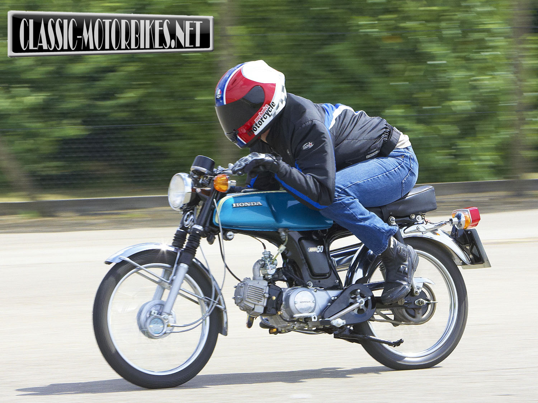 Honda Ss50 Restoration Classic Motorbikes