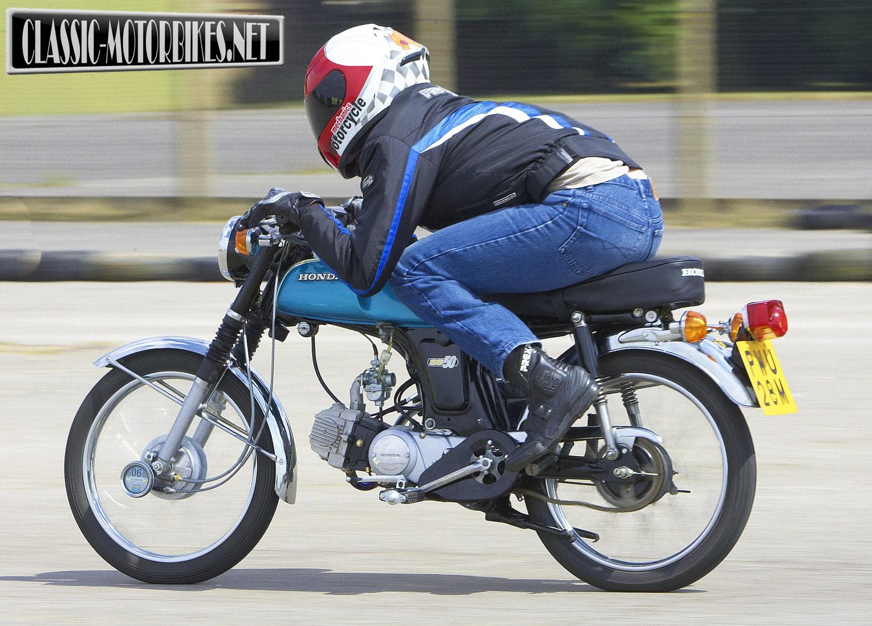 Classic Honda Motorcycle Restoration Uk