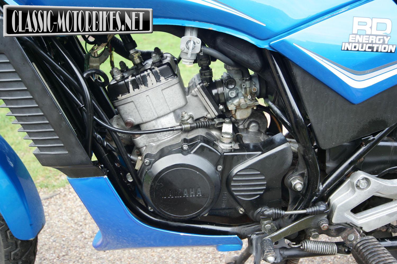 Yamaha RD 125 LC CDI Unit