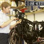 Yamaha LC Restoration