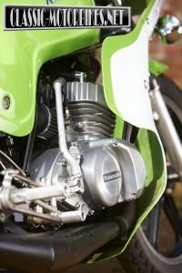 Kawasaki KH250 Engine