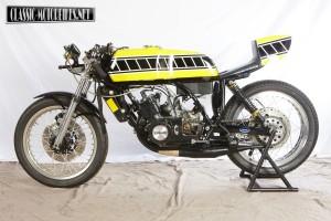 Kenny Roberts 1974 Assen Yamaha TZ