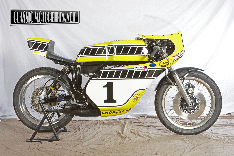 Yamaha TZ