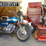 New Era Motorcycle Restorations Workshop
