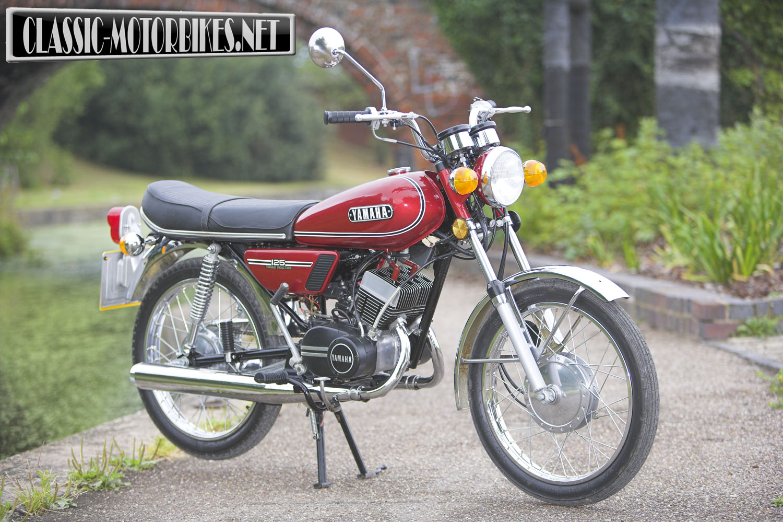 Yamaha Motorbike For Sale