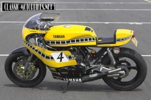 Yamaha RD700 Street Special