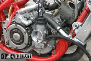 Ringhini 350 Engine