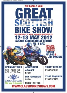 Northern Classic Bike Show