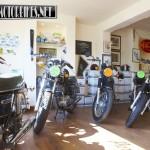 Northants Classic Bikes Showroom