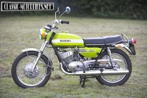 Suzuki T350