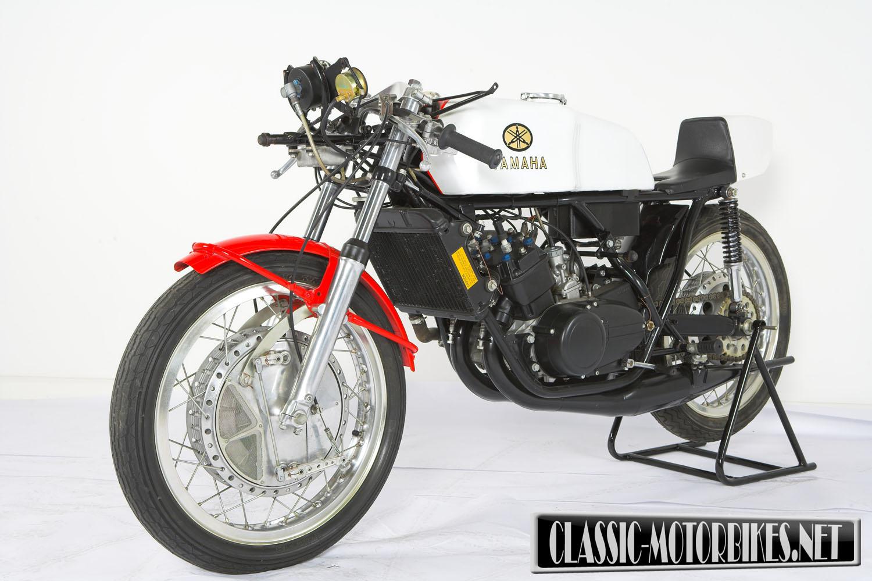 Yamaha G Engine