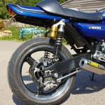Z1000 Thunderace rear end and Ohlins